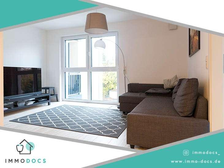 Moderne 3-Zimmer-Wohnung in Innenstadlage in Kempten (Allgäu)-Innenstadt