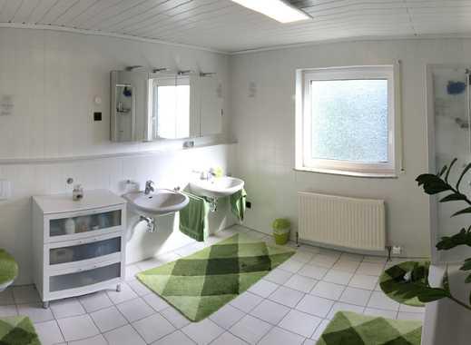 3-Zimmer-Wohnung mit Balkon, EBK, Garage und Garten in Schornsheim