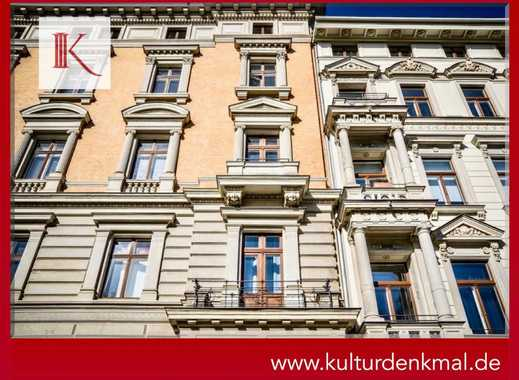 Extrem Zentral | Parkett | FuBo | Denkmal-AfA | KfW | Lift | Balkon | Kernsanierung | 4 min Zentrum