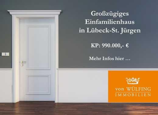 Großzügiges Einfamilienhaus in St. Jürgen