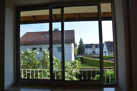 4 Zimmer Wohnung ND-Schwalbanger in 2 Fam. Haus mit rießen Garten in Neuburg an der Donau