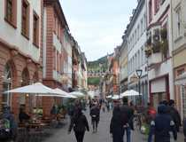 Attraktive Ladenfläche auf der Heidelberger