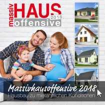 Bild Massivhaus Offensive 2018 - Los gehts