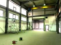 Produktions- und Lagerfläche mit Büro