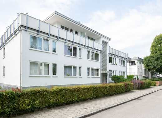 Schönes, gepflegtes Appartment mit Garten in Toplage Alt-Solln