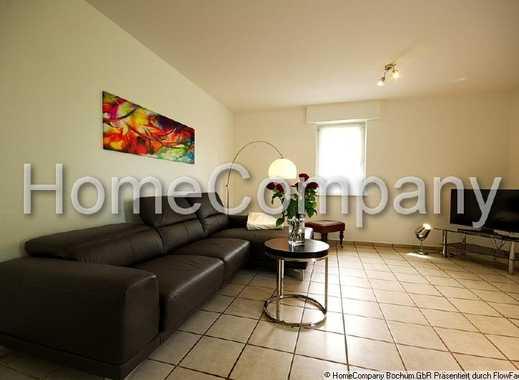 Hochwertig eingerichtete Wohnung mit Balkon, PKW-Stellplatz und Internet möglich, beste Lage im S...