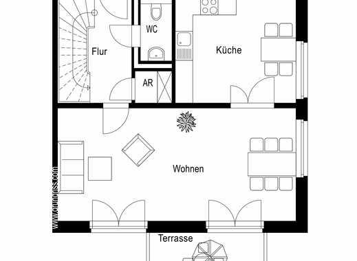 ***RESERVIERT***Schicke Neubau Doppelhaushälfte