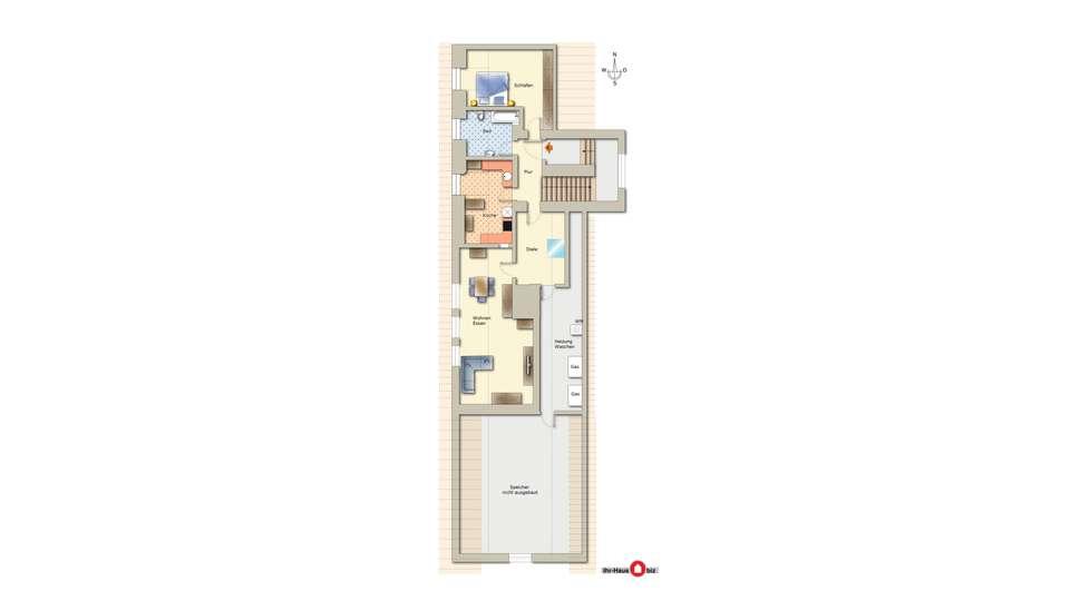 WE 8 Wohnung