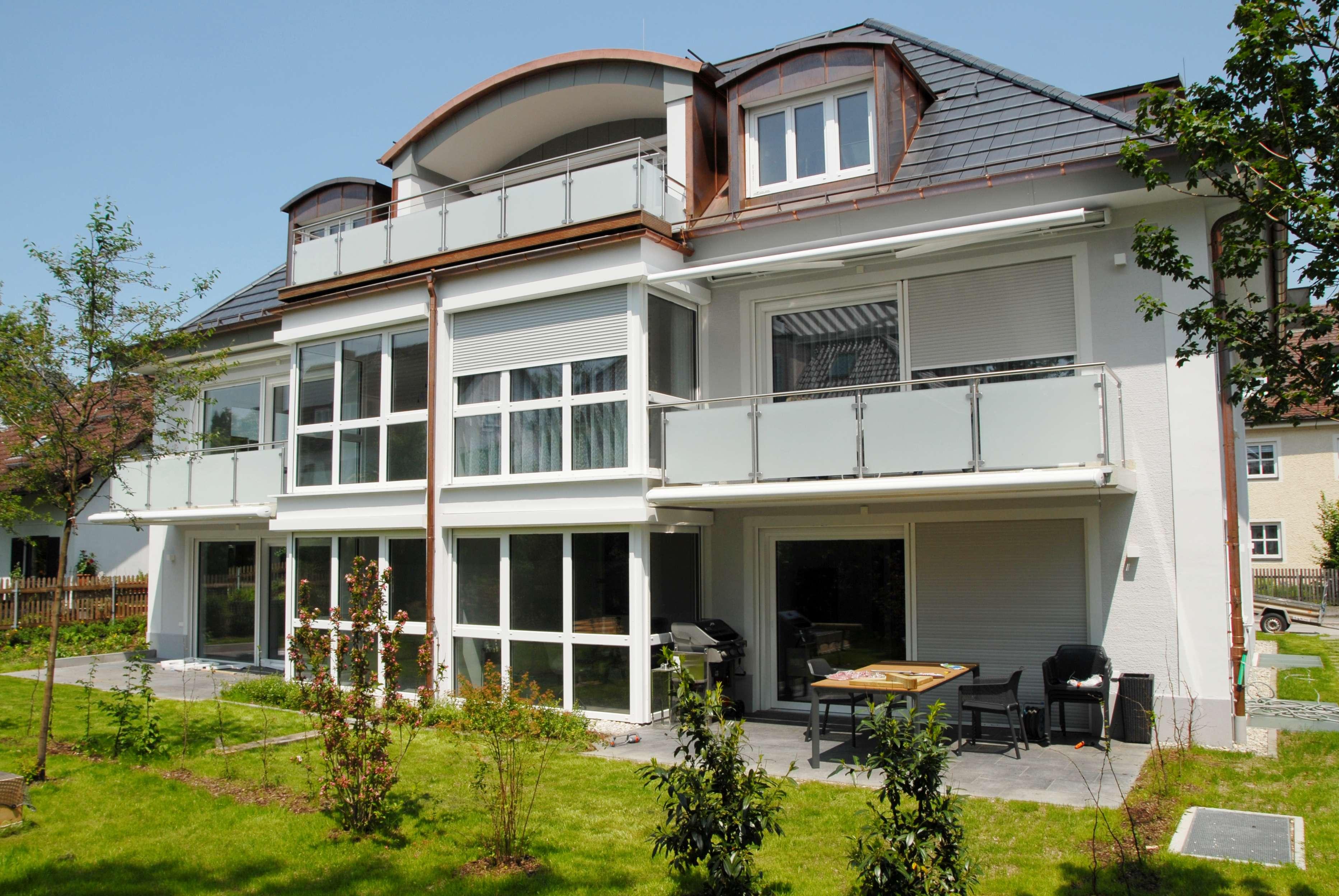 Traumhafte 4-Zimmer-Galerie-Wohnung Erstbezug Nähe Westpark
