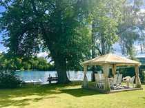 RARITÄT Villa mit 2 Rheinufergrundstücke