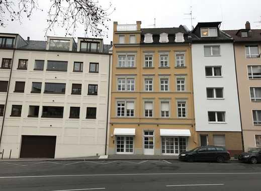 Im 4 Fam.Haus sehr schöne 2 ZKB Balkon, Einbauküche in der Mainzer Altstadt