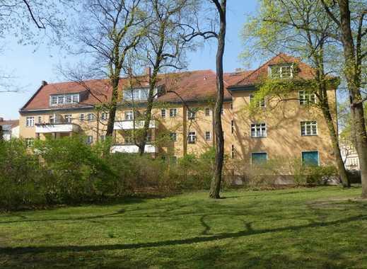 Bölschekiez - 3 Zimmer Maisonette mit Blick ins Grüne