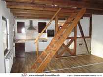 Bild 2 Raum Maisonette Wohnung mit Einbauküche