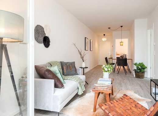Gemütliche 2-Zimmer-Neubauwohnung mit Fußbodenheizung und Balkon