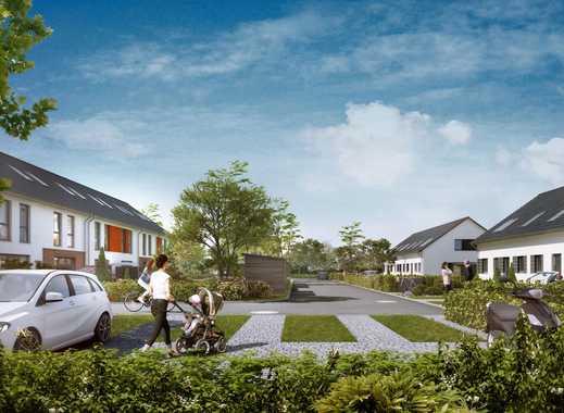 Reihenhaus mit ausgebautem Dachgeschoss in grüner Umgebung! Auch barrierefrei möglich!