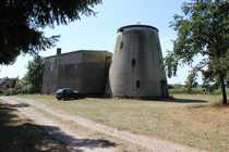 Historische Mühle in Radenbeck - ein