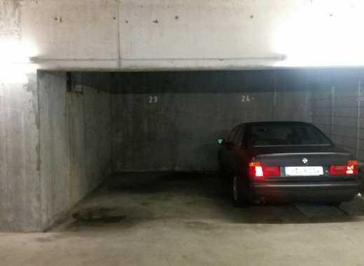 Einzelparker in Tiefgarage in Stuttgart, Talstraße zu vermieten