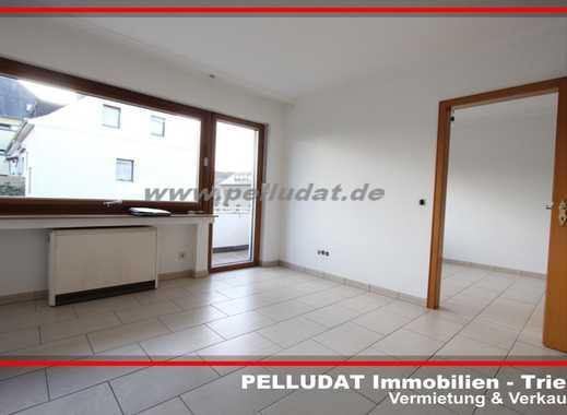 Trier: 2 ZKB-Etagenwohnung mit ca. 45 m² WFL, EBK und Südbalkon