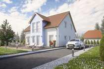 Individuelles Einfamilienhaus inkl 780m² Grundstück