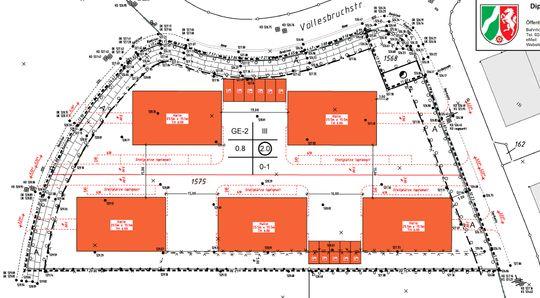 Lageplan 5 Hallen_Edisonparc
