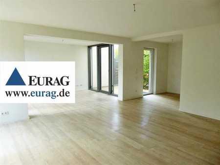 Großzügige, Rollstuhl-geeignete 2-Zi-Whg, ca. 89 m² (EG), Terrasse in Gartenstadt (Nürnberg)