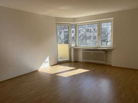 Erstbezug 3 Zimmer sonnige Wohnung mit Loggia in Nordwest