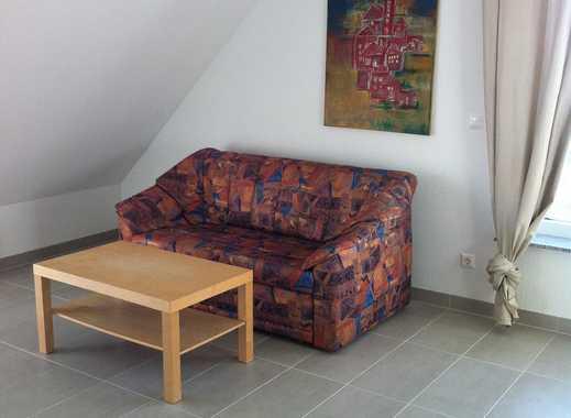 Für kurze Mietdauer geeignet! Barrierefrei! Schicke Wohnung für 1 Person mit Balkon