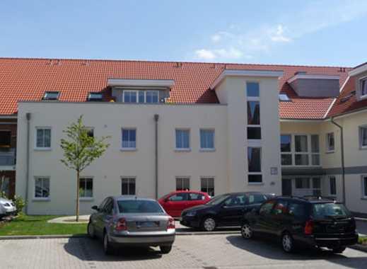 Seniorenwohnung  in Zeven, Top Lage, gepflegte 2 Zimmer Wohnung mit Balkon und Einbauküche.