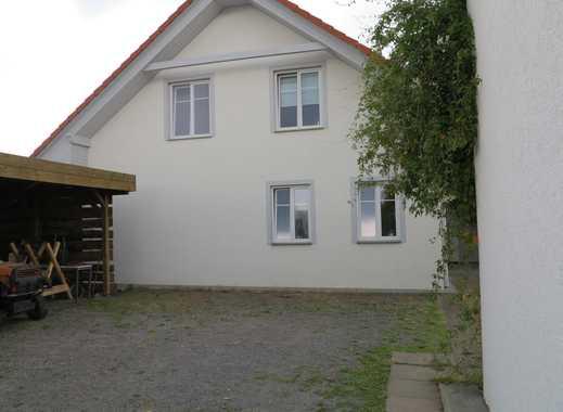 Einfamilienhaus + Extra Büro + 270 qm Warmlufthalle