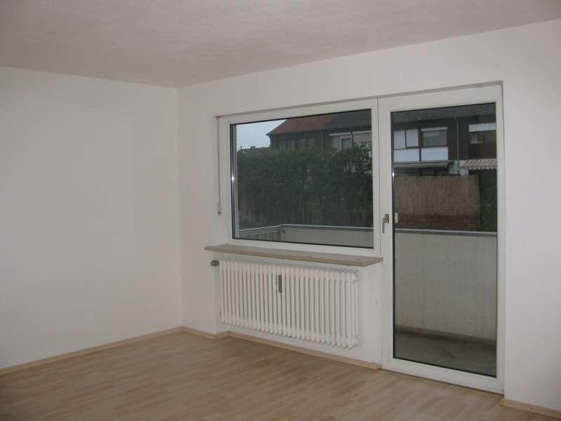 1-Zimmer-Appartement mit Balkon und EBK in Oberhaunstadt (Ingolstadt)