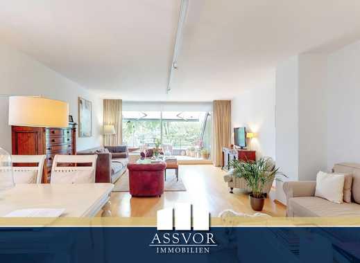 Hochwertig möblierte Wohnung mit Schwimmbad & großen Terrassen in exklusiver Wohnlage