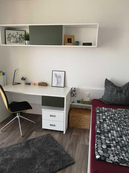 1 Zimmer Appartement in Ingolstadt in Nordost (Ingolstadt)