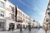 Einzelhandelsflächen im La Vie Shopping