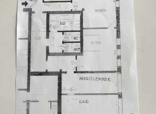 Günstige, sanierte 5-Zimmer-Wohnung mit großer Terrasse in Wassenberg