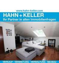 Ideal aufgeteilte 2-Zimmer-DG-Wohnung für Kapitalanleger