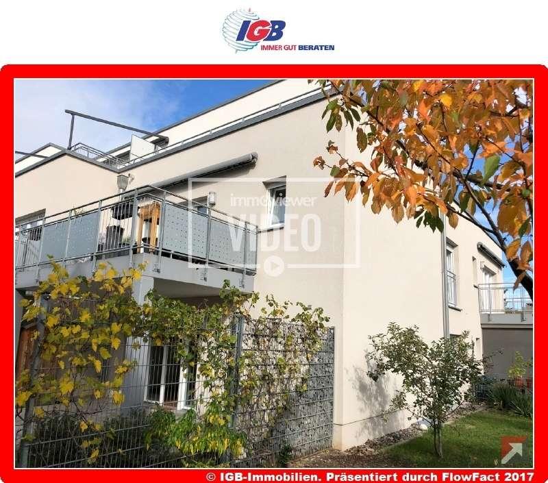 ***Elegante Senioren- und Behindertengerechte Wohnung mit Südterrasse*** in Altstadt/Glocken/Geigenreuth (Bayreuth)