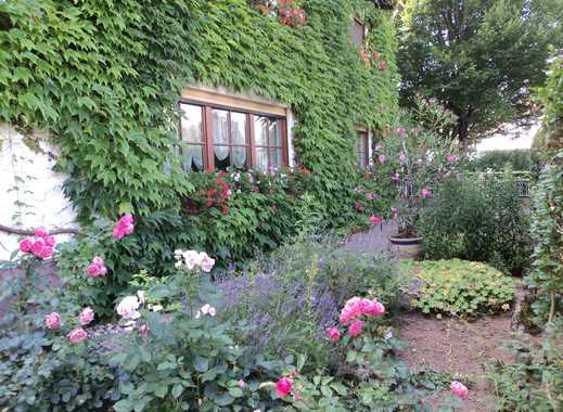 Top gepflegtes Ein- bis Zweifamilienhaus mit wundervollem Garten zum Kauf in Mainz-Hechtsheim