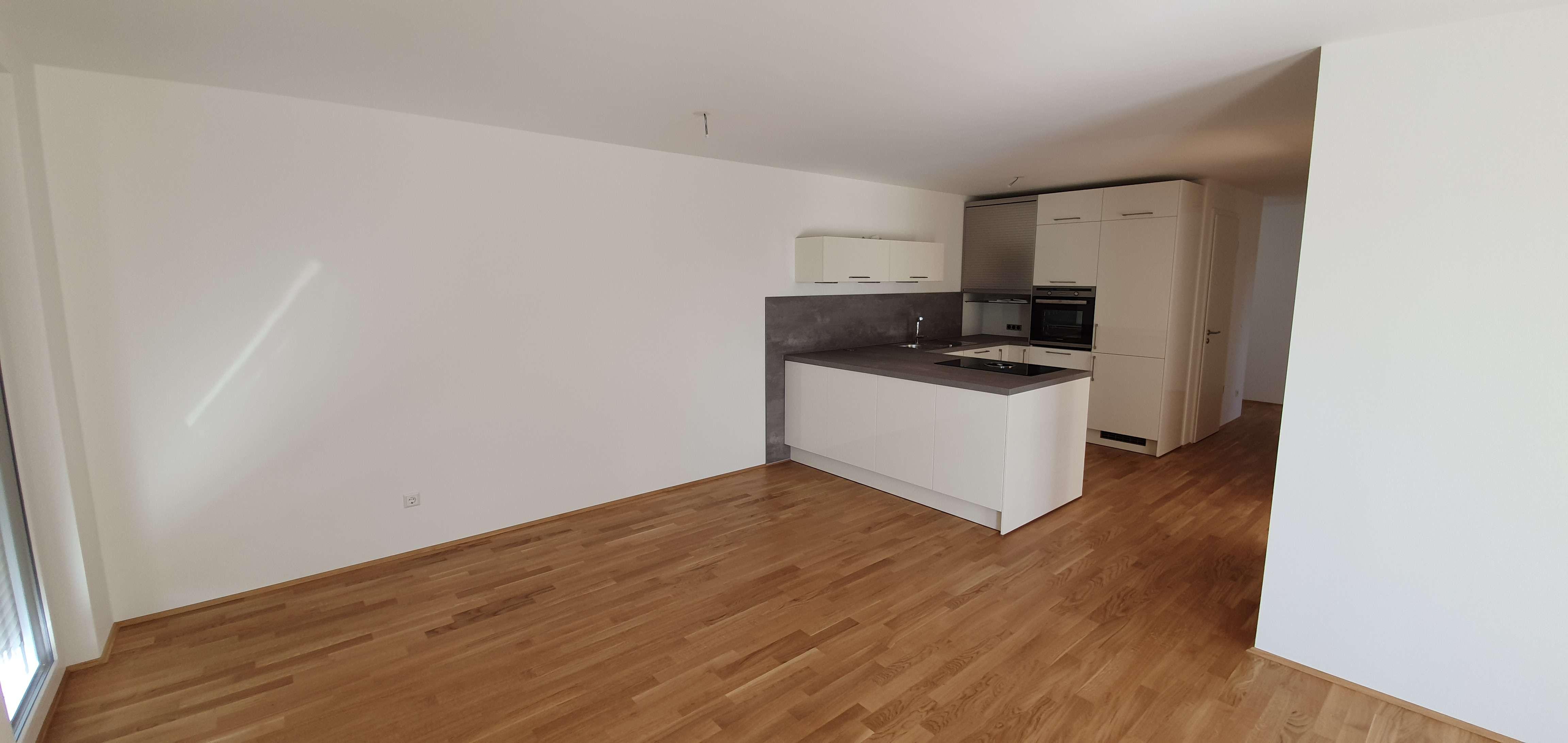 Erstbezug: schöne, helle 4-Zimmer-Wohnung mit EBK und Süd-Balkon in Günzburg in Günzburg