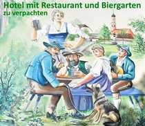 Hotel nahe Ingolstadt zu Verpachten