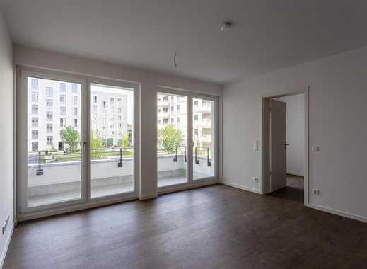 Charmante 2-Zimmer-Wohnung mit Balkon und Wannenbad