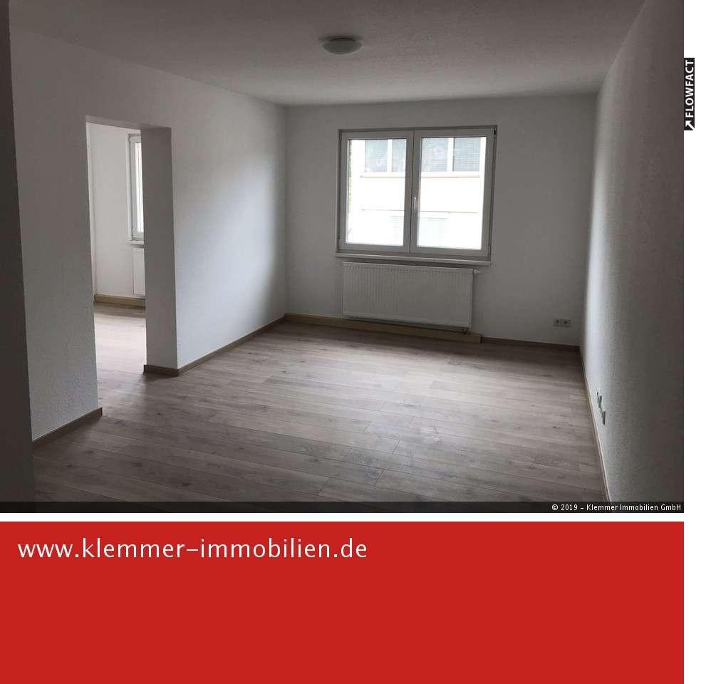 Erstbezug nach Sanierung - 2-Zimmer-Wohnung mit Einbauküche in Frammersbach