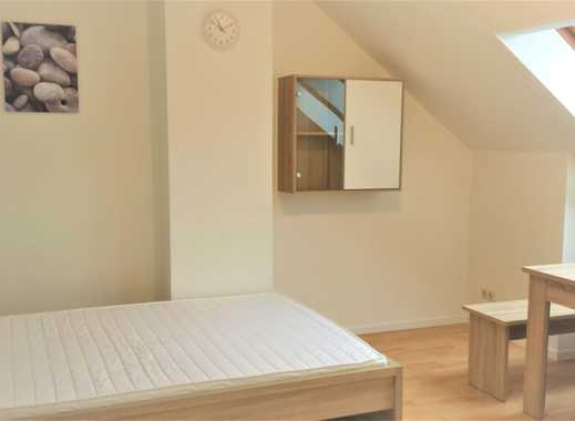 Einzimmerwohnung möbliert mit separater Küche und Bad (200 m zu Schaeffler)