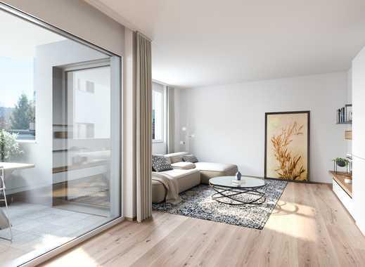 Festspielstadt mit Wirtschaftskraft - Wohnen in Heidenheim - Sonnige 3 Zimmerwohnung (A02)