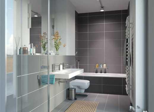3-Zimmer-Wohnung - Fensterbad - Fußbodenheizung
