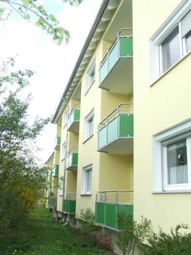 Sanierte 2 ZKB-Whg. mit Balkon u. EBK in Kumpfmühl nahe der Uni - Perfekt 2er WG-geeignet in Kumpfmühl-Ziegetsdorf-Neuprüll (Regensburg)