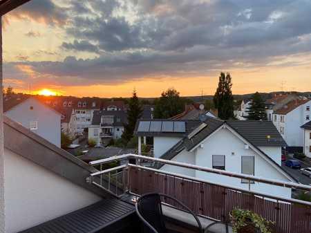 Traumwohnung mit garantiertem Sonnenuntergang in zentraler Lage von Aschaffenburg ! in Damm (Aschaffenburg)