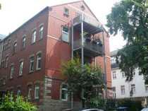 großzügige 3-Raum-Wohnung mit Balkon ruhige