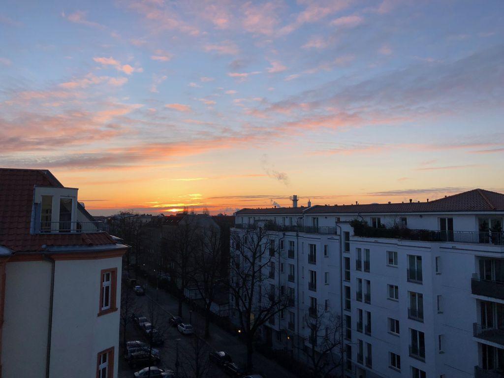 VERMIETET - Berlin: Appartement 59 qm voll möbliert zu vermieten