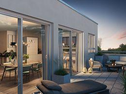 Penthouse - über den Dächern