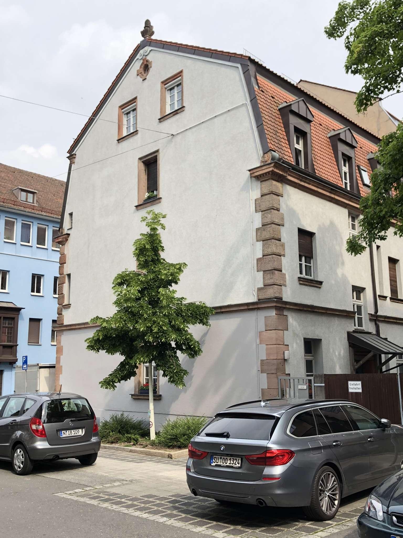Freundliche und helle Erdgeschosswohnung in St. Johannis
